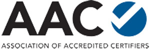AAC Association of Accredited Certifiers logo