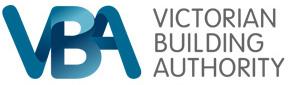 VBA Victorian Building Authority logo