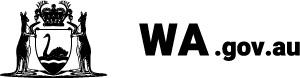 WA Government logo